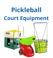 Pickleball Court Equipment