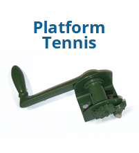 Platform Tennis Net Posts