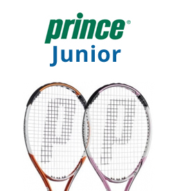 Prince Junior Tennis Racquets