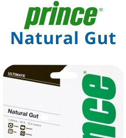 Prince Natural Gut String