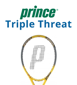 Prince Triple Threat Series Tennis Racquets