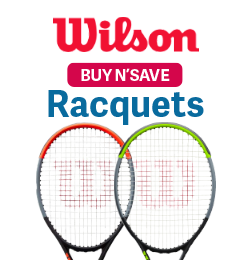 Wilson Black Friday Cyber Monday Tennis Racquets