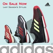 SALE! Adidas Performance Tennis Shoes