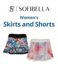Sofibella Women's Tennis Skirts and Shorts