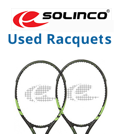 Solinco Used Racquets