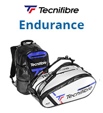 Tecnifibre Endurance Tennis Bags and Backpacks