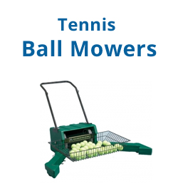 Tennis Ball Mowers