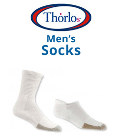 Thorlo Men's Socks Tennis Apparel
