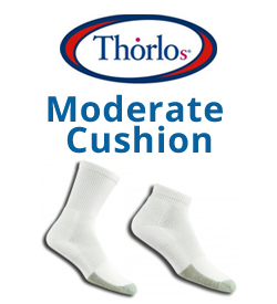 Moderate Cushion Socks