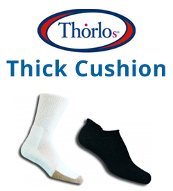 Thick Cushion Socks Tennis Apparel