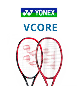Yonex VCORE Series Tennis Racquets