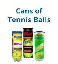 Cans of Tennis Balls