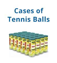 Cases of Tennis Balls
