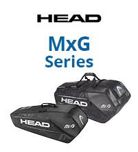 Head MxG Series Tennis Bags