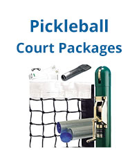 Pickleball Court Equipment Packages