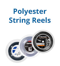 Polyester Tennis String Reels