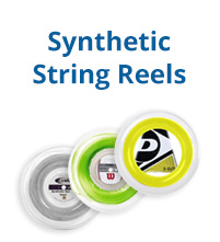 Synthetic Gut Tennis String Reels