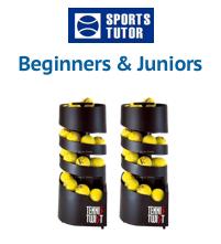 Tennis Tutor Ball Machines for Beginners