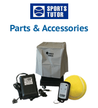 Sport Tutor Tennis Ball Machine Accessories and Parts