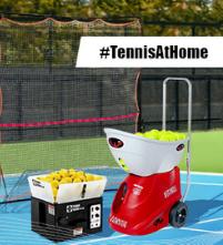 TennisAtHome Portable Training Aids