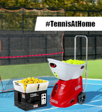 TennisAtHome Portable Training Aids