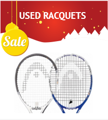 Discount Used Tennis Racquets