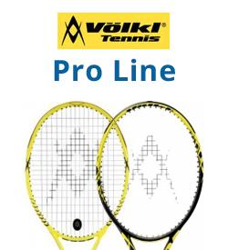 Volkl Pro Line Tennis Racquets
