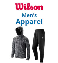 Wilson Men's Apparel