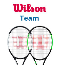 Wilson Team Tennis Racquets