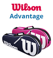 Wilson Advantage Tennis Bags