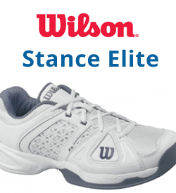 Wilson Stance Elite Tennis Shoes