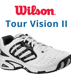 Wilson Tour Vision II Tennis Shoes