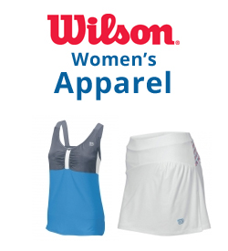 Wilson Women's Apparel Tennis Apparel