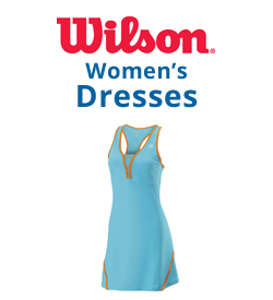 Wilson Women's Dresses Tennis Apparel