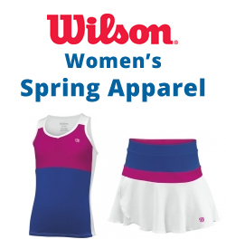 Wilson Women's Spring Apparel
