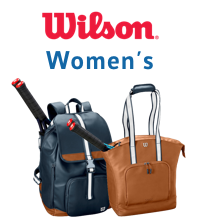 Wilson Women's Tennis Bag Collection