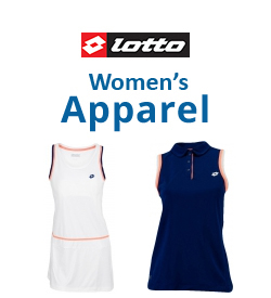 Lotto Women's Apparel Tennis Apparel