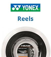 Yonex Polyster Multifilament Tennis Racquet String Reels