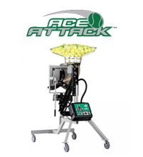 Ace Attack Tennis Ball Machines