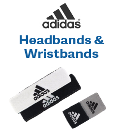 Adidas Sports Headbands Wristbands