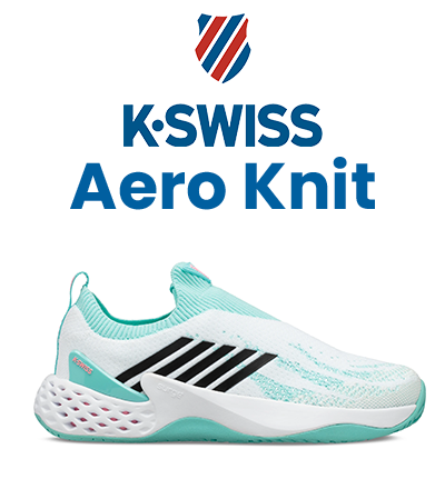 KSwiss Aero Knit Tennis Shoes