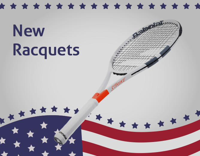 Clearance Sale! Discount Prices on New Tennis Racquets