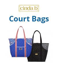 CindaB Tennis Court Bags