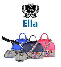 Court Couture Ella Tennis Court Bag