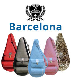 Court Couture Barcelona s Tennis Bags