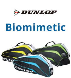 Dunlop Biomimetic Tennis Bags