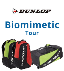 Dunlop Biomimetic Tour Tennis Bags