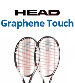 Head Graphene Touch Instinct and Speed Tennis Racquets