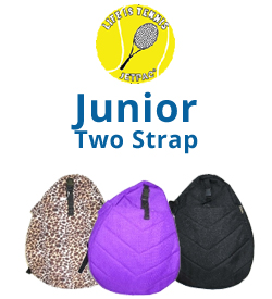 Jet Junior Two Strap Tennis Bags
