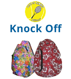 Jet Jet Knock Off Tennis Bags